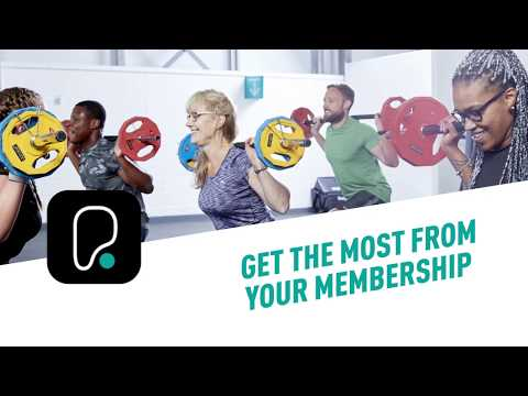 Android PureGym app demo