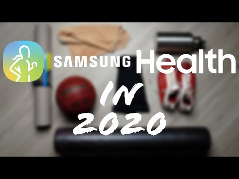 The SAMSUNG HEALTH APP in 2020 | In-Depth Review/Tutorial | WHAT YOU SHOULD KNOW