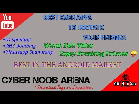 Best 2 Android Apps For Pranking Friends | CNA