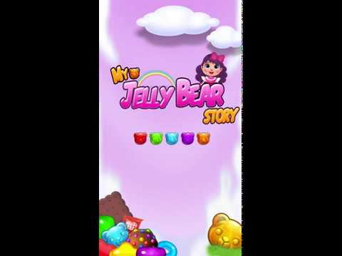 video review of My Jelly Bear Story
