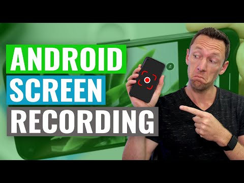 Best Screen Recorder for Android (& HOW to Record your Android Screen!)