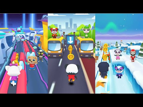 Panda Panda Run Android Gameplay