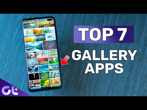 Top 7 BEST GALLERY Apps for Android in 2020 | Guiding Tech