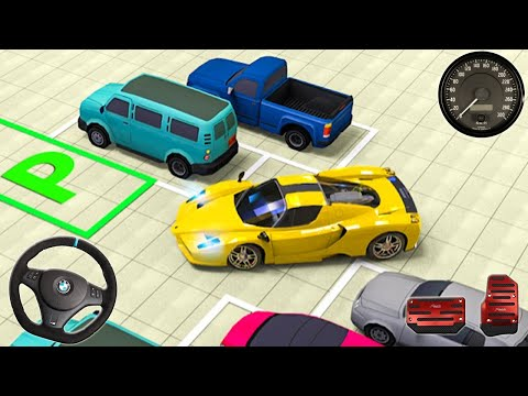 Car Parking Game 3d Car Drive Simulator Games 2020 || Android Gameplay || Games TV Nursery
