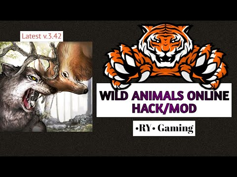 Wild Animals Online Latest V.3.42 Hack || No Root || Unlimited points || Free Animals || Free wings