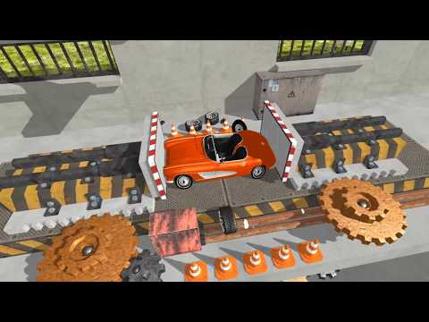 video review of Car Crusher