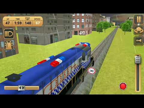 Indian Police Train Simulator [Android/Ios] HD