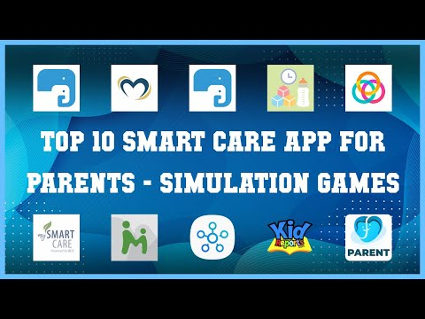 Top 10 Smart Care App For Parents Android Games