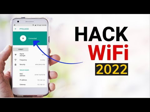 How To Connect WiFi Without Password in 2021