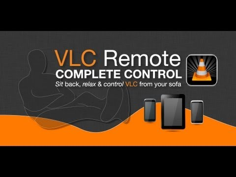 video review of VLC Remote Free