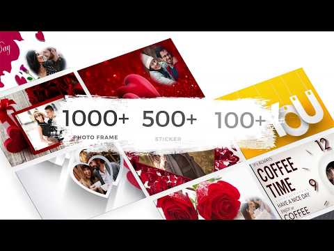 video review of Valentine's Day Photo Frame 2021