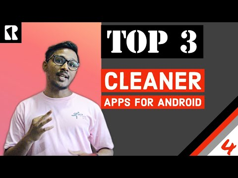 Top 3 Best Cleaner App for Android (FREE)  #Top3#FixStorage#FreeUpStorage