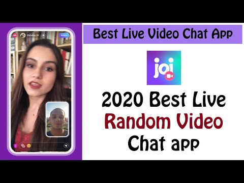 How to Use Joi Live Video Chat app FREE 2020 | Best Random Video Chat App