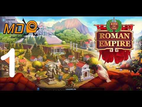 Rise of the Roman Empire  - Gameplay IOS & Android - Part 1