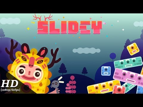 Slidey: Block Puzzle Android Gameplay