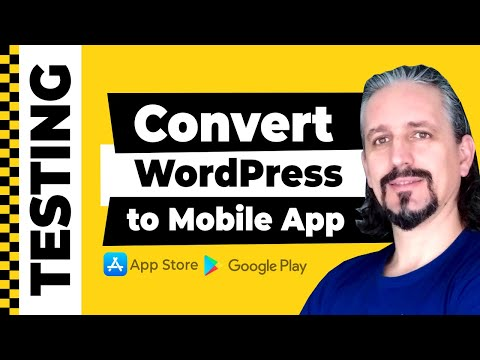 Convert WordPress to Mobile App in Five Easy Steps (iOS and Android)