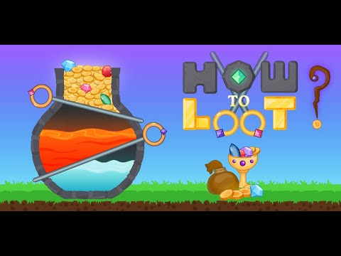 How to loot? It's a real game!