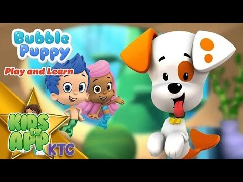 Bubble Puppy: Play and Learn (Nickelodeon) - Best App For Kids
