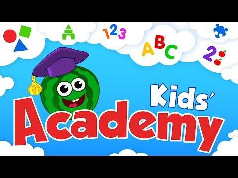 video review of Funny Food! Kids Learning Games 4 Toddler ABC Math