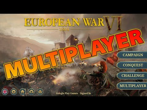 TESTING MULTIPLAYER l EUROPEAN WAR 6 1804 [ANDROID/iOS]