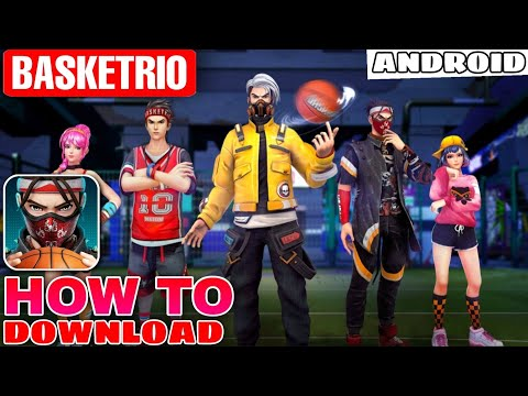 How To Download & Install Basketrio on Android | #Basketrio