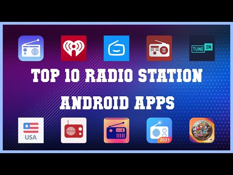 Top 10 Radio Station Android App | Review