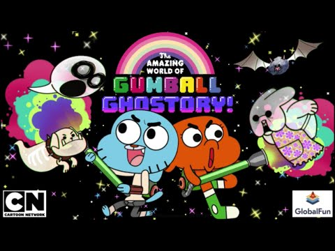 video review of Gumball Ghoststory!