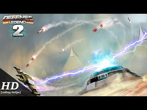 Defense Legends 2 Android Gameplay [1080p/60fps]