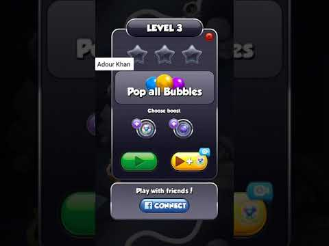 power pop bubbles level 3 to 5 complete android new game