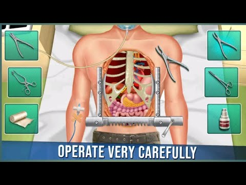 Open Heart Surgery New Games - Doctor Games 2020 #Gamerbirthday