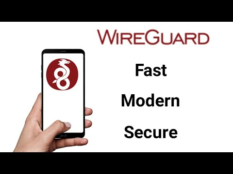 How to use wireguard vpn on Android