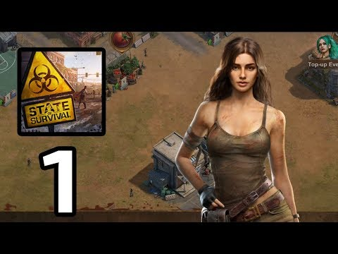 State of Survival - Gameplay Part 1 (Android,IOS)