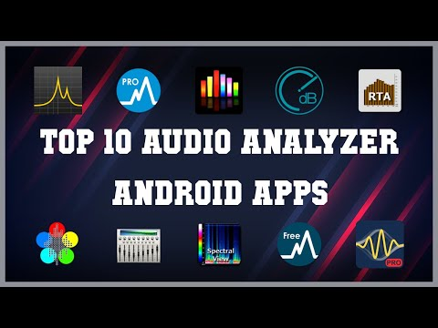 Top 10 Audio Analyzer Android App | Review