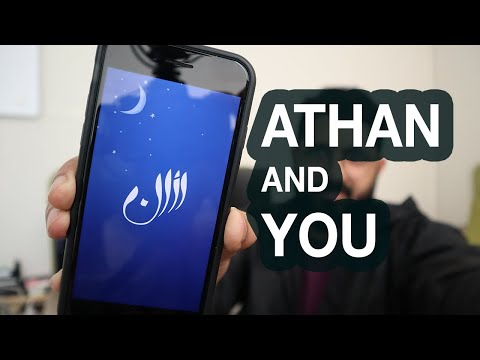 Let's talk about your data in Athan app| IslamicFinder
