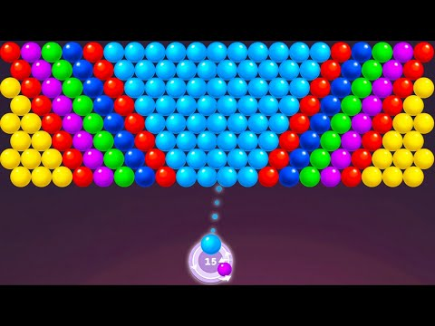 Bubble Shooter | Bubble Shooter Rainbow Part 3 - Android Gameplay
