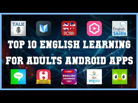 Top 10 English Learning for Adults Android App | Review