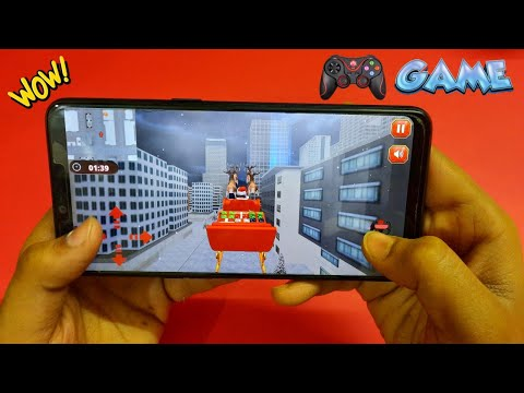 ‎Santa Fun Game | Christmas Flying Santa Gift Delivery Game | Best Christmas Game 2020 | How to play