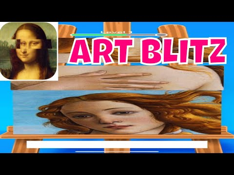 ART BLITZ by Ketchapp Level 1-50 Gameplay (iOS, Android) Made with Unity