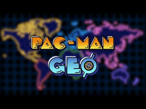 video review of PAC-MAN GEO