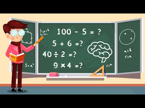 video review of Math Games, Learn Add, Subtract, Multiply & Divide