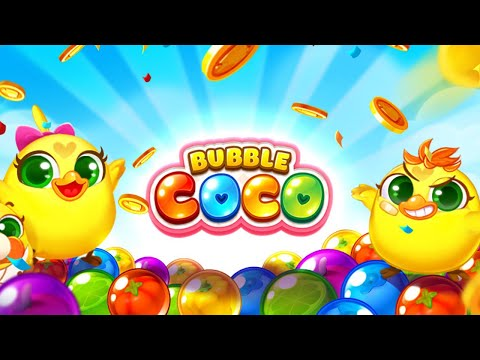 Bubble CoCo Android Gameplay