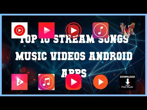 Top 10 Stream Songs & Music Videos Android App | Review