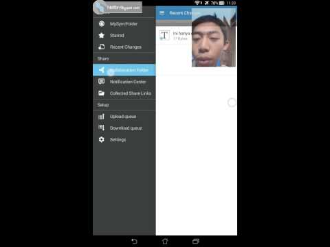 Asus Webstorage Android App Review