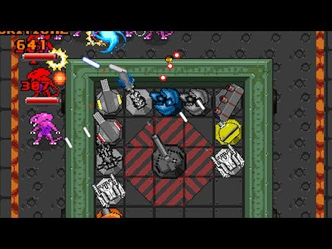 Grow Turret - Idle Clicker Defense Gameplay