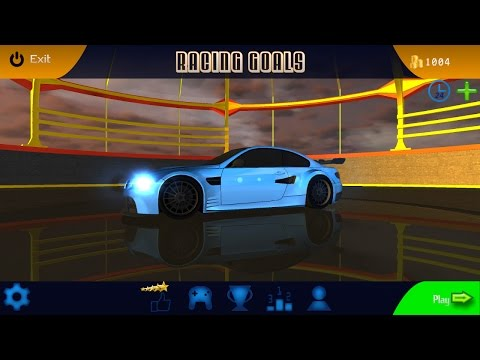 Racing Goals Android Gameplay