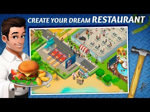 Tasty Town Android Gameplay