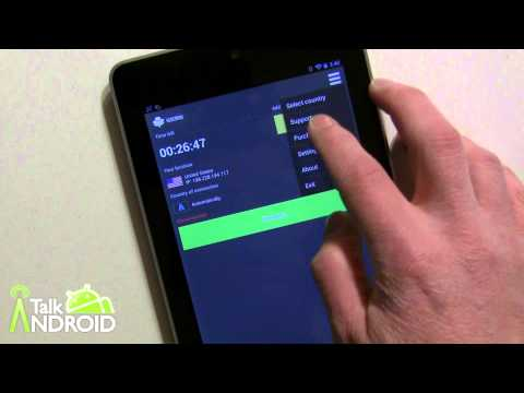 Featured Android App Review: Hideman VPN [Tools]