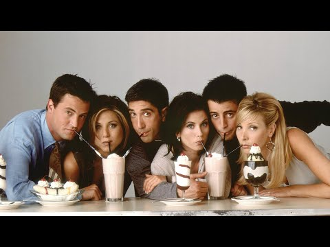 4 Fun Facts We Bet You Never Knew About 'Friends'