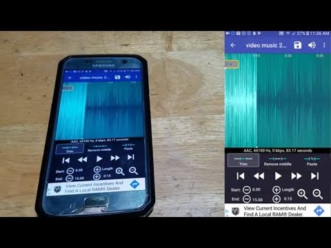 How to make ringtone on android for free