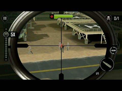 Army Sniper Shooting 2019 :Best Shooting Game, Gameplay